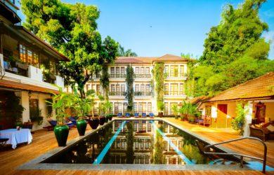The Savoy Hotel, Yangon, Sampan Travel