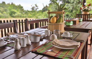A Little Eco Lodge - Sampan Travel