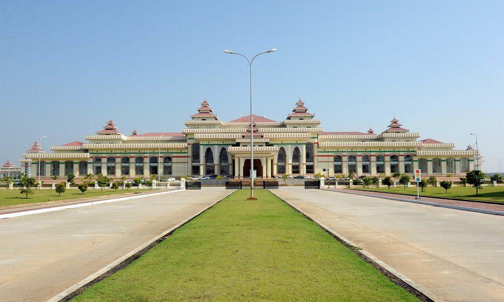 Capitals and Kings - Myanmar Parliament - Nay Pyi Daw - Sampan Travel
