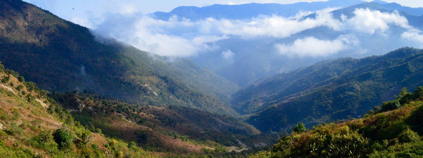 Chin State - Chin Hills - Myanmar - Sampan Travel