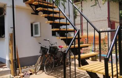 Cottage House - Sampan Travel