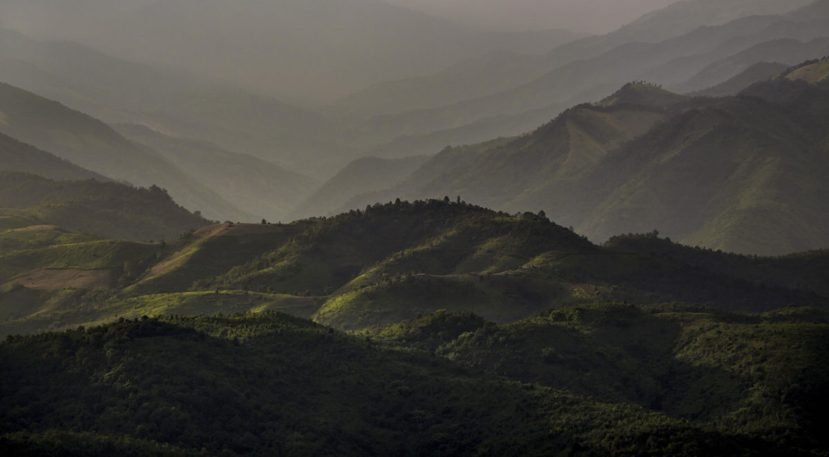 Destinations - hills of Kyaing Tong - Shan State - Sampan Travel