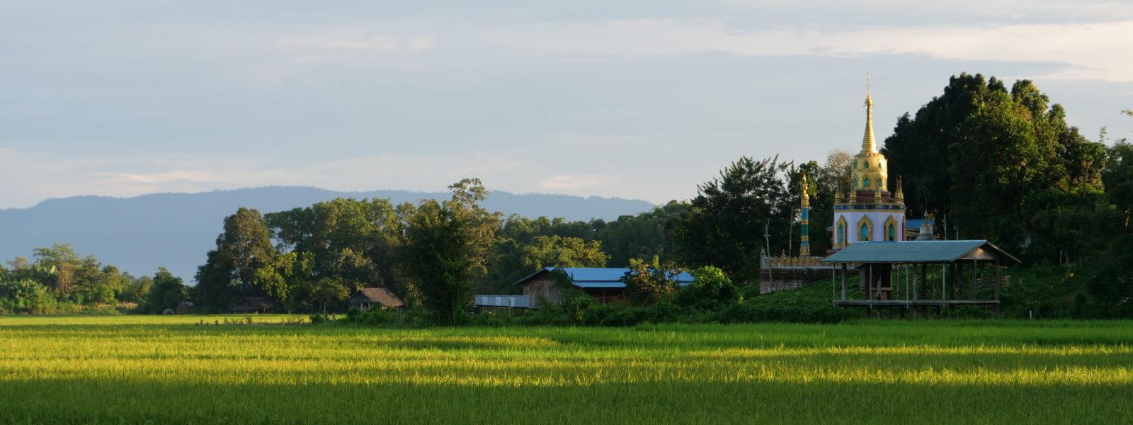 Family Trips - Lonton - Kachin State - Sampan Travel