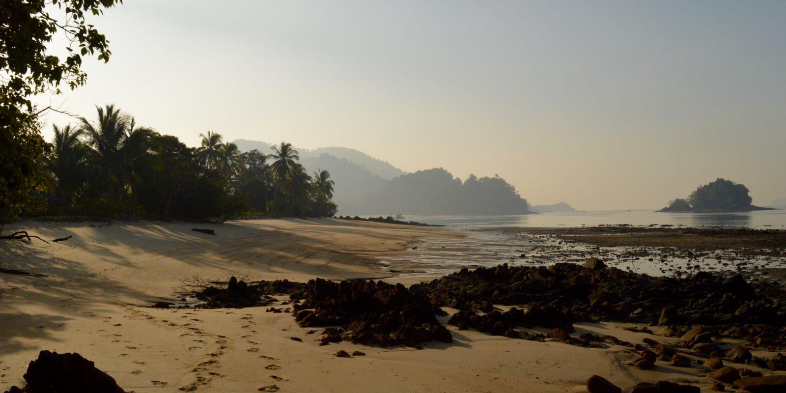 Myeik & the Mergui Archipelago