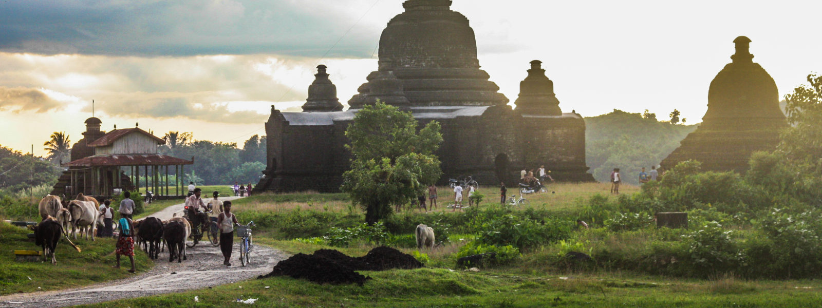 Further Up, Further In - Mrauk U - Rakhine State - Sampan Travel