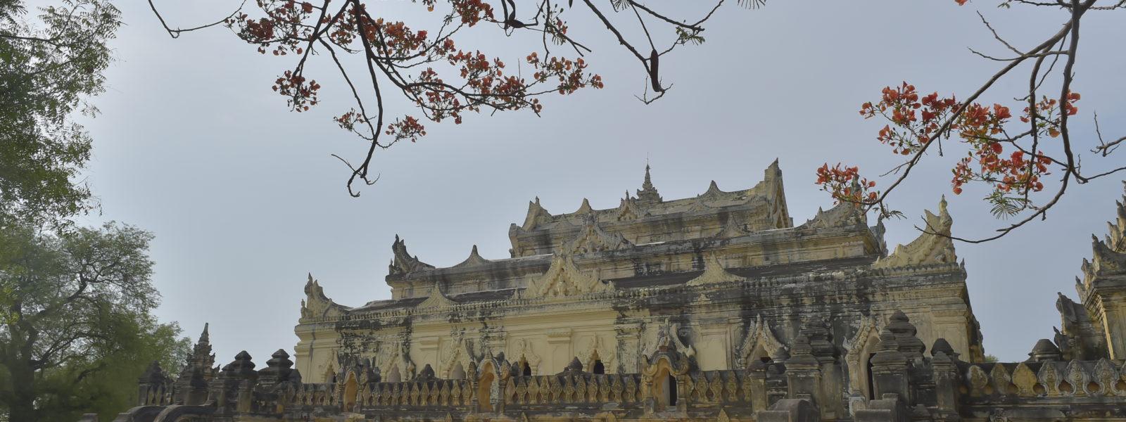 Inwa - Buddha Image - Mandalay - Sampan Travel