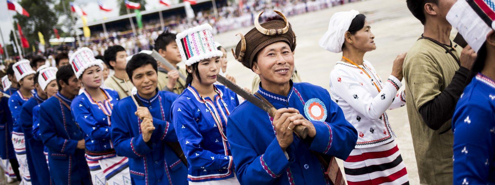 Kachin State - Rawang Festival - Myitkyina - Ann Wang