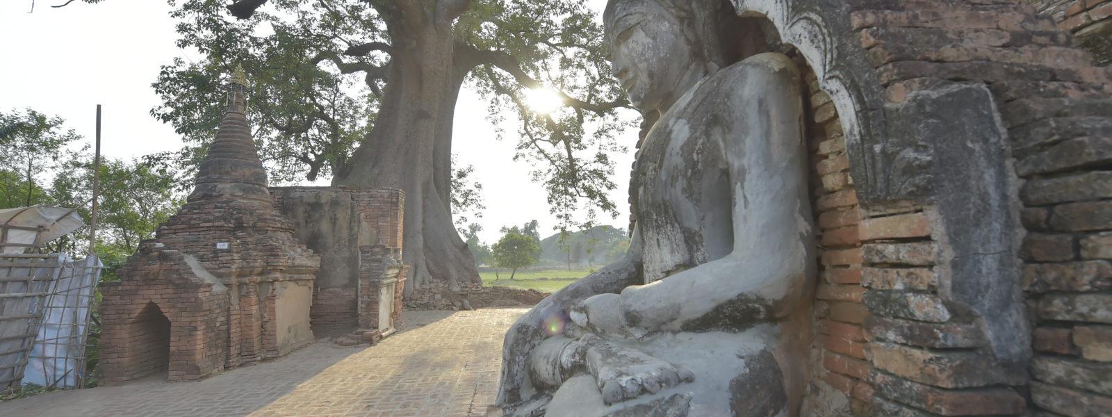 Mandalay - Inwa - Myanmar - Sampan Travel