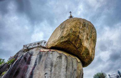 Mount Kyaikhtiyo - Golden Rock - Mon State - Sampan Travel