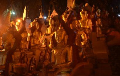 Pindaya - Shwe Umin Golden Cave - Southern Shan State - Sampan Travel
