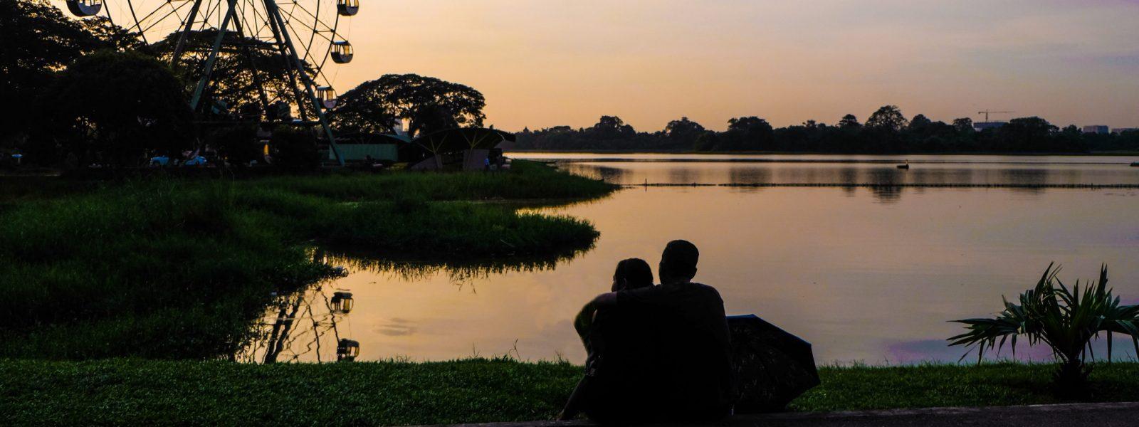 Yangon - Inya Lake - Myanmar - Sampan Travel