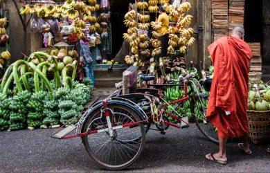 Yangon - Yangon market - Myanmar - Sampan Travel