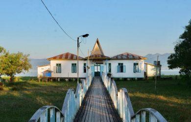Exploring Indawgyi - Indaw Mahar Guesthouse - Myanmar - Sampan Travel