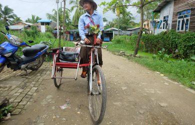 Ko Zaw Min Soe - in Dala - Myanmar - Sampan Travel