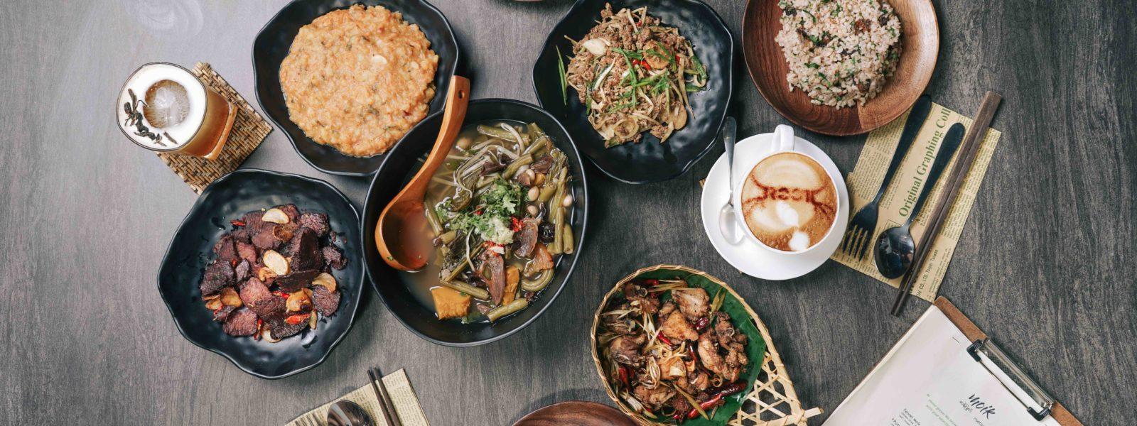 Root - Wa cuisine at Root - Yangon - Sampan Travel