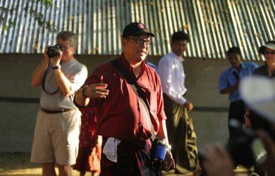 Sai Kenneth of the Shan Hills - Sai Kenneth talking - Myanmar - Sampan Travel