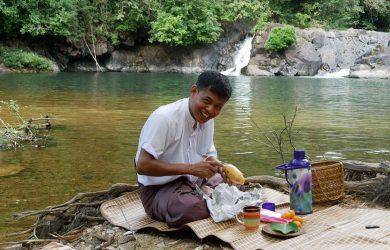 Sam the Man - at the glade - Dawei - Sampan Travel