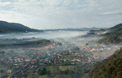 Mogok - Eastern Viewpoint - Myanmar - Sampan Travel