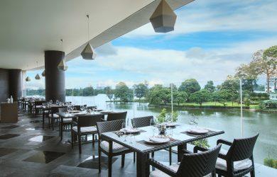 Lotte - Restaurant Mugunghwa - Sampan Travel